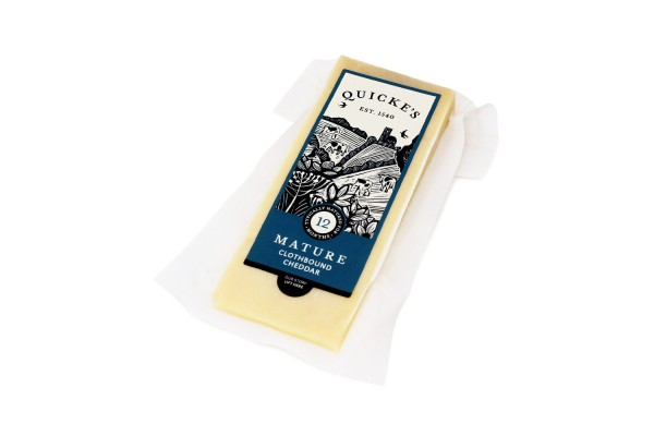 Quicke's Mature Cheddar