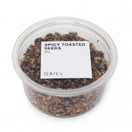 Spicy Toasted Seeds