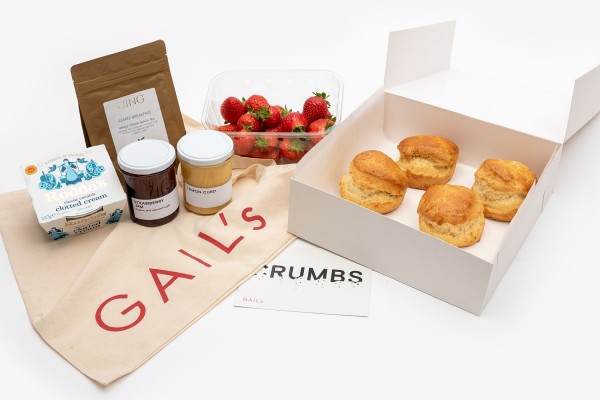 Cream Tea Gift Box