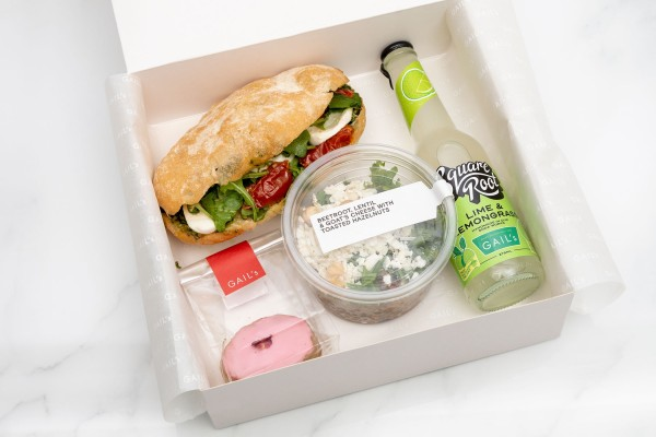 Veggie Lunch Box