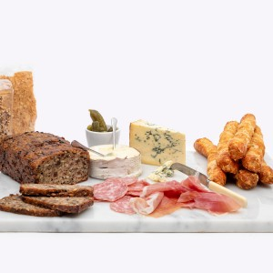 Cheese, Charcuterie and Snacks Hamper