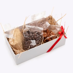 Chocolate and Pecan Brownie Baking Kit