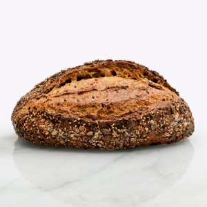 Seeded sourdough