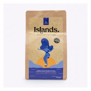 Island's Chocolate Buttons 75%