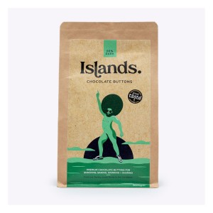 Island's Chocolate Buttons 65%