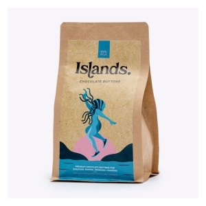 Island's Chocolate Buttons 55%