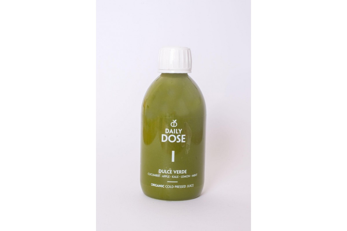 Daily Dose Dulce Verde