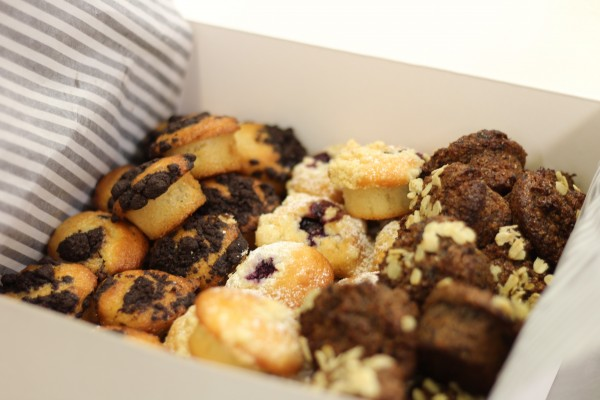 Mini Muffin Box