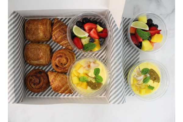 Small Breakfast Box