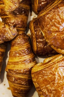 Croissant & pain au chocolat