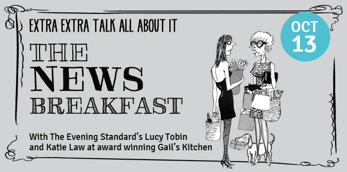 Breakfast news with the Indytute at GAIL's Kitchen