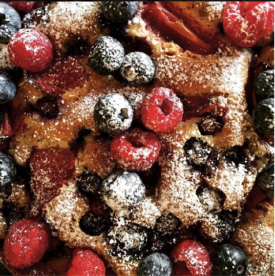 Seasonal British Berries