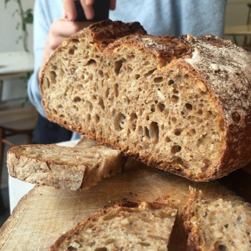Malted Whole Grain Sourdough
