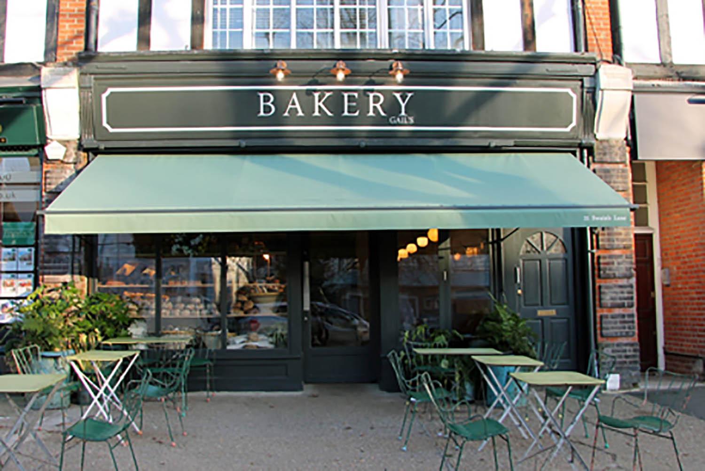 Swain S Lane Gail S Bakery