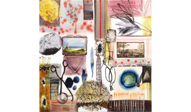 Artist in Residence: Allyson Reynolds