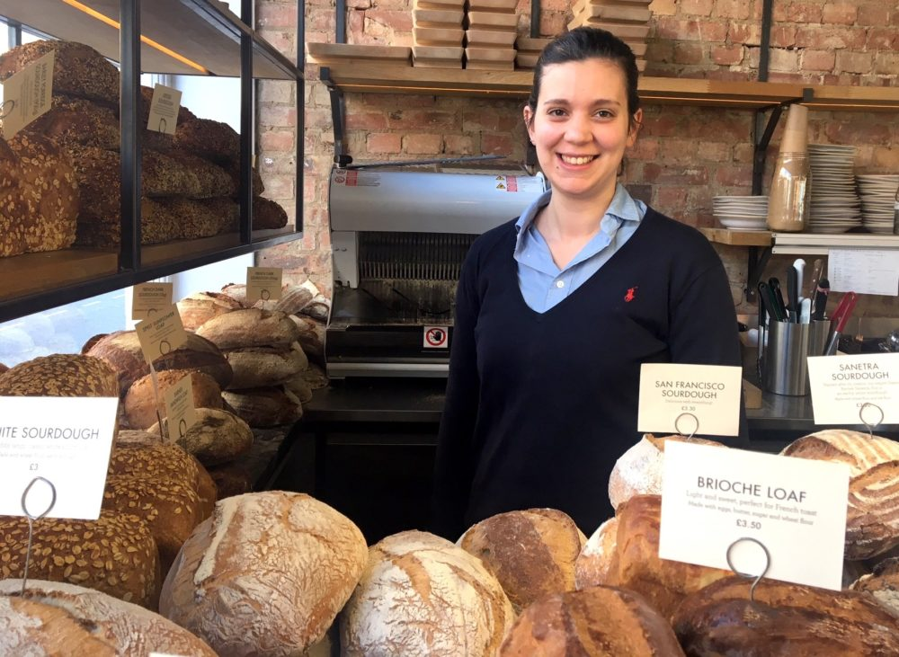 Baker's Dozen with Federica