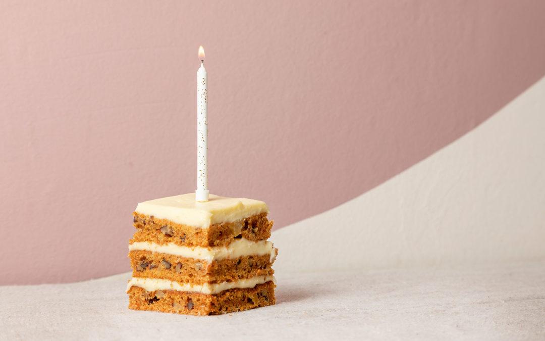 The Baker's Dozen Birthday