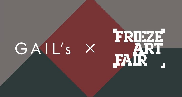 GAIL's x Frieze Art Fair
