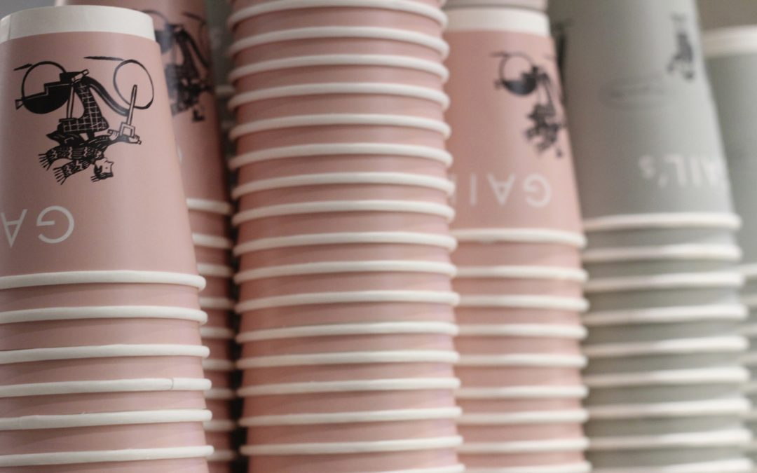 Making our Cups More Sustainable