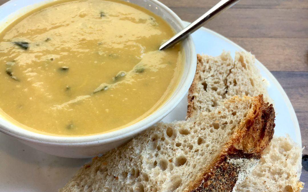 New Seasonal Soups with Sam Bloom