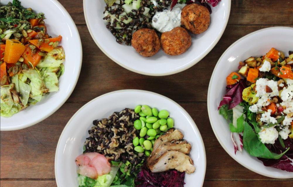 New Seasonal Salads