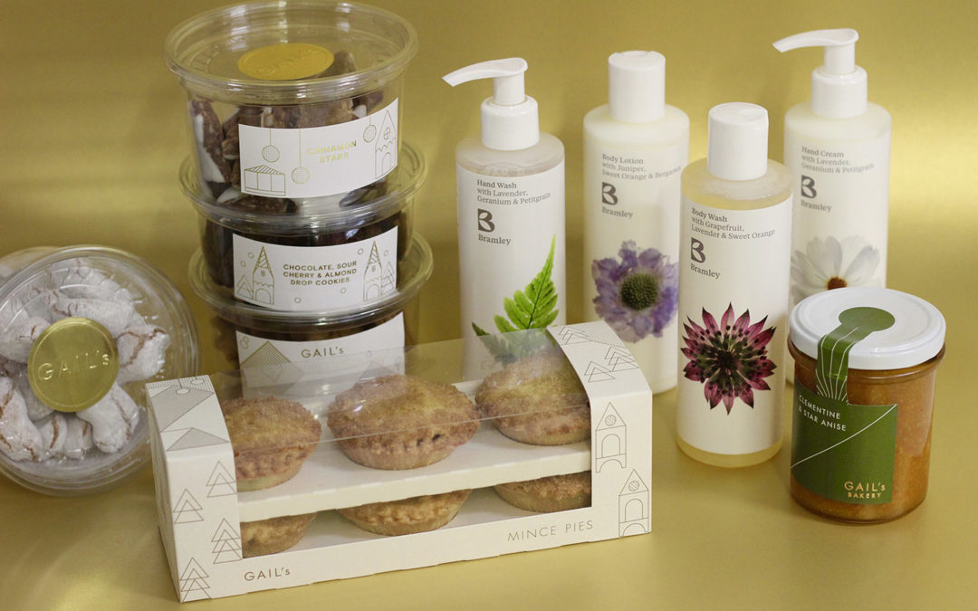 Win a GAIL's Christmas Hamper with Bramley Soap